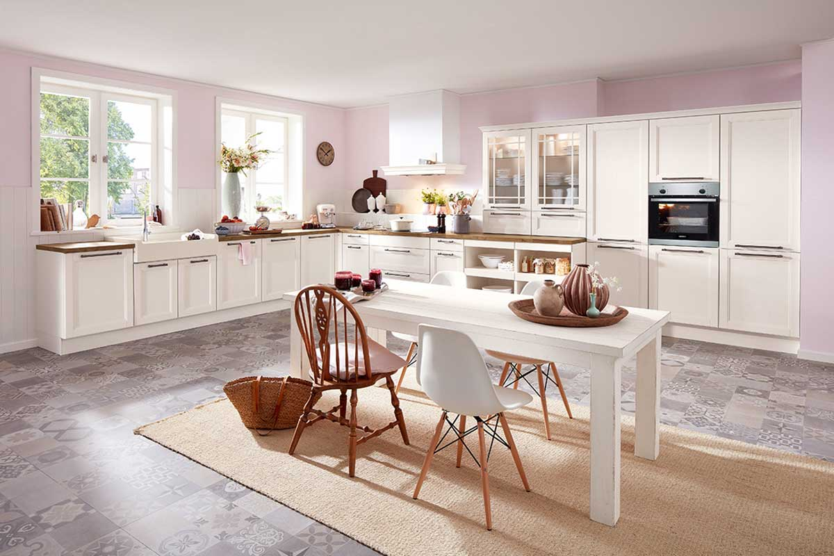 Gut bekannt Die Landhausküche - vorwärts zurück in die Romantik - Küche kaufen KX28