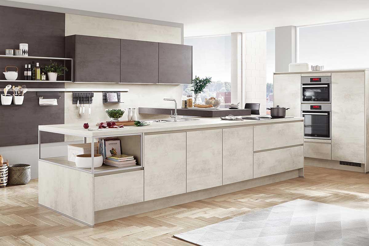 Moderne Küche - Küche kaufen #Ort\' Küchenstudio Einbauküchen ...